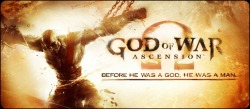 Sony is set to hold a God of War: Ascension live stream this afternoon.