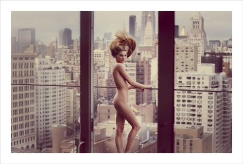 (via Elsa Hosk by Guy Aroch for Milk Gallery on Sparks of Inspiration » Design You Trust – Design Blog and Community)