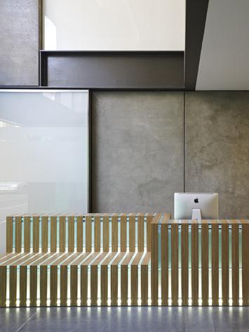 office building in soho | interior ~ wilkinson eyre architects