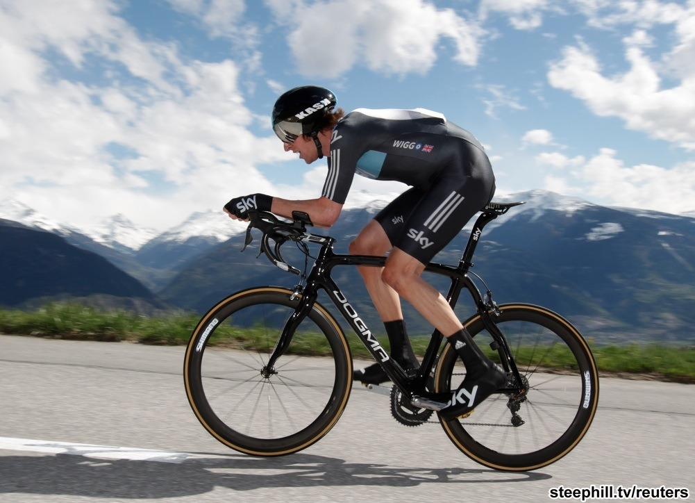 Great day yesterday for Team Sky & Bradley Wiggins, he won the ITT to take the Tour de Romandie win to go with his Paris-Nice win earlier in the season. Have to say im getting really rather excited for Paris in July!