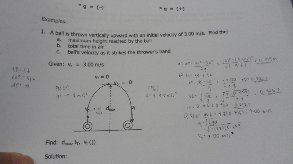"4/30/12 While answering this problem awhile ago, our prof said, ""Not everytime you'll easily find the answers asked in the problem."" Napaisip ako sa sinabi ng prof namin. Before you can answer them, you need to find another way just to shoot out the correct answer. Find a way, hindi sa lahat ng pagkakataon may direktang solusyon sa mga problema mo. Just like the problem all of us answered awhile ago, you need to pass by different steps before you can finish it successfully. That's just one of the problems we answered. I almost got caught when I took this picture. :))"