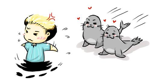 pafhan:  friggin seals…