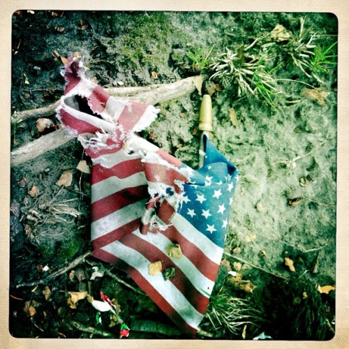 Found on a walk, Norfolk, VA, March 2012 #TheSevenCities
