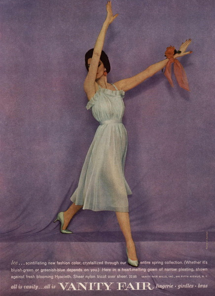 Vanity Fair Fall/Winter 1960