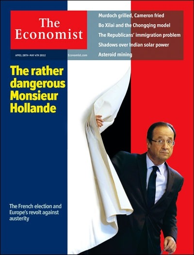 This week's cover: the Socialist who is likely to be the next French president would be bad for his country and Europe.