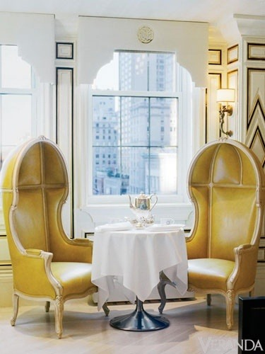 thedecorista:  anyone care to lunch here?  This looks like Bergdorf's