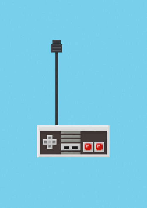 it8bit:  It's Dangerous to Go Alone! Take This. Created by Fitz Fitzpatrick Pick up a print for $18 USD at society6. Website || Blog || Twitter
