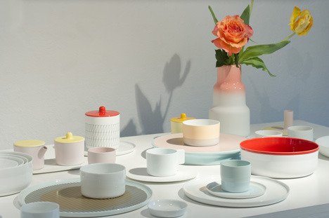 (via Dezeen » Blog Archive » Colour Porcelain by Scholten & Baijings for 1616 Arita Japan)