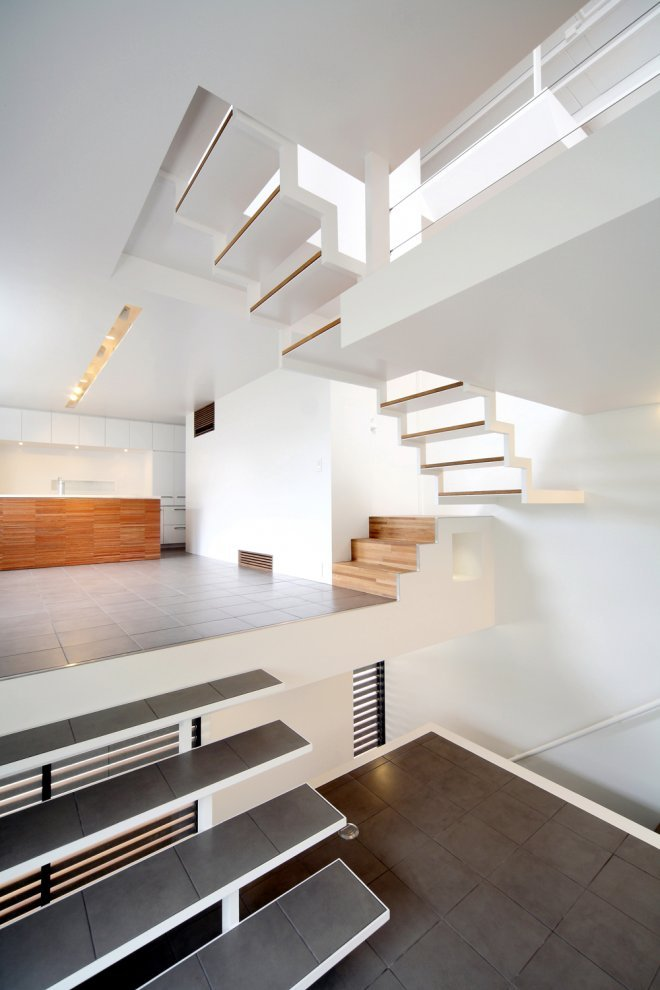 minimalarchitecture:  (via Pictures - House in Senri - Architizer)  I LOVE THIS HOUSE!