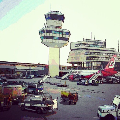 fernweh #airport (Taken with instagram)