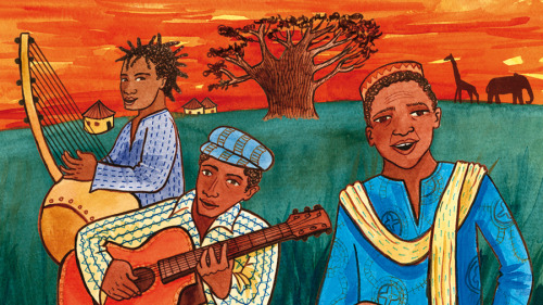 Putumayo's Mali to Memphis album started me on a musical journey that led me through so many fantastic African and African-American albums. For that alone, I will remain grateful… nprfreshair:  A new anthology from the Putumayo label celebrates the variations in African blues. Critic Milo Miles says the collection is delicate, airy and strong all the way through.