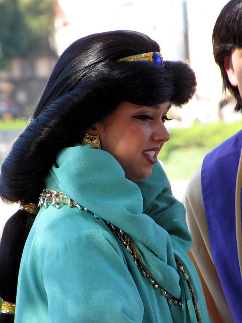 Jasmine by disneylori on Flickr.