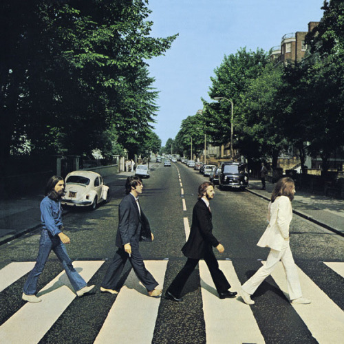 Tumblr 50 Day England/Europe Challenge - Day 10: Go to Abbey Road, and go on a Beatles tour. Maybe take one of those crossing the road pictures that's corny, but absolutely necessary.