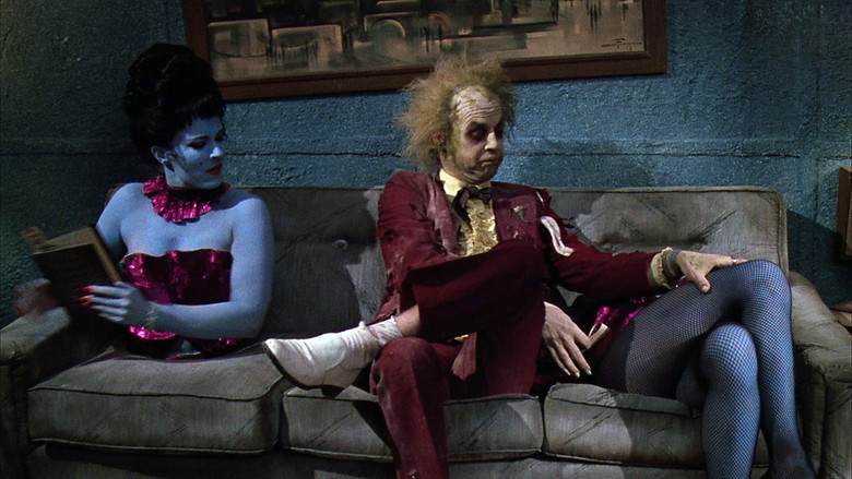 "Genre & Tone, A Case Study: BEETLEJUICE Source: @Bang2write #screenwriting #film #genre ""This post is inspired by  two separate Twitter conversations over the last two weeks between myself and Michelle Goode & Claire Yeowart and then Hina Malik – so stand by for some serious musing. Years ago I attended a conference held by The British Board of Film Classifcation (BBFC). It was a very interesting  - and of course the notion of film censorship reared its head. Since the majority of us in the room were students, many of us expressed outrage that censorship existed at all; we claimed that as artists we should be ""trusted"" to make the ""right"" stuff. The chap speaking – I'm afraid I don't remember who it was – accepted our point with the weariness of someone who had had this point put to him OVER AND OVER again and made the very good counterpoint: ""Is it actually the makers or the audience who is important here?"" I didn't know what he meant at the time, I just remember writing this, circling it and adding ""WTF?"" in bright neon pink letters next to it with the highlighter I had bought especially for the occasion. Then I promptly forgot all about it. Fast forwards approximately a decade and I know EXACTLY what that guy from the BBFC whose name I cannot remember means: It's the audience that is important. Without a shadow of a doubt. Here's why: without an audience, nothing we write or make matters. NOTHING. And yes, this includes niche as well as mass audiences. Basically, as long as you have an audience, however small, what you do matters. Without an audience, we are shouting into the wind. Well, durr: you say. That's obvious. But is it? After all I have already written countless times on this blog about the specs that don't have a discernible audience, thus lack an identity. I have also written about how Hollywood knows its audience very well and caters for them, despite being maligned for it (and the audience being maligned too). I have even written about how there are *obvious* elements that take movies out of various audiences' reach, like excessive swearing. What I have NOT written about is WHAT an audience wants can CHANGE and not only that, our RESPONSE changes to that AS WELL. Let's take a movie as a case study: BEETLEJUICE. This movie came out in 1988 when I was approximately 8 or 9 years old. The movie was rated 15, but my parents were liberal and besides, it looked pretty fun with a cartoonish Michael Keaton on the front, a house and a spooked Geena Davis and headless Alec Baldwin, where's the……."""