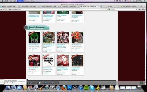 #MoneyOverMurder on Datpiff! Click ScreenShot to download! @MidknightGreen @TreTreasure