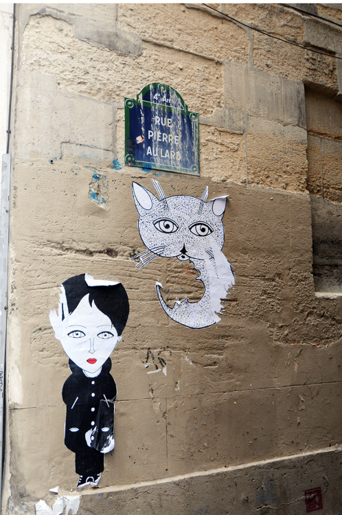 Street art, Paris