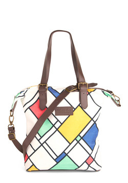 Regular Visitor Shoulder Bag from ModCloth