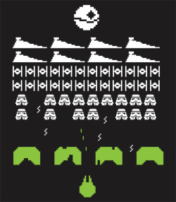 Star Wars Space Invaders