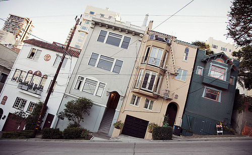 San Francisco Tilt (by Andrew Tomayko)