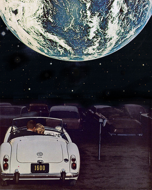 feru-leru:  Drive-In by Sammy Slabbinck on Flickr.