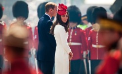 Catherine, Duchess of Cambridge, on Canada Day