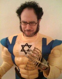 memewhore:  The world needs a good Jewperhero.