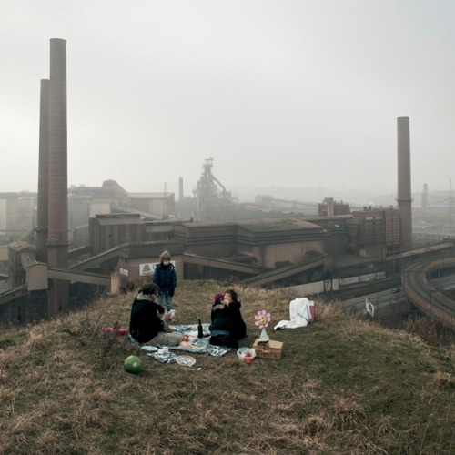 letselopetoday:  'The World's ugliest city' (Charleroi) by dutch photographer Wouter Schuddebeurs. (via Walletshaker :: Charleroi)