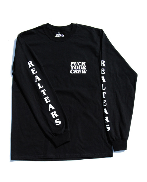 rl-ts:  Available now http://realtears.bigcartel.com/  Thank you for all the support so far!