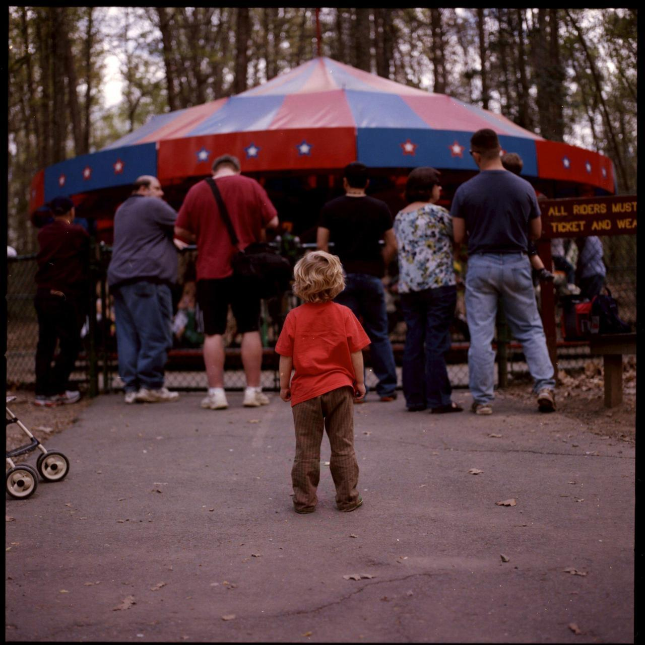 Dream Big, Kid Hasselblad 500CM Zeiss Prontor CF T* 80mm f/2.8 Kodak Portra 400 CanoScan 8800F