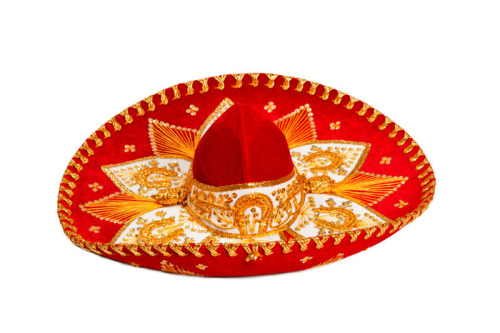 "Cinco de Mayo: Feelin' hat, hat, hat!   In the United States, when we hear the word sombrero, we think of a wide-brimmed straw hat, and most likely, of Mexico. In Spanish, sombrero is actually just the generic word for ""hat.""   Most sombreros (the kind we think of) are made with straw and have different designs, colors, and decorations. The sombrero has become a symbol of Mexico and is most commonly worn in other countries, such as the United States, to celebrate major Mexican holidays and festivals such as Cinco de Mayo.  Sombrero comes from the Spanish word ""sombre,"" meaning ""shade"" or ""shadow."" The literal translation of ""sombrero"" is ""shade maker,"" which is fitting because of the hot and sunny climate in Mexico. The hat brims are so wide that they protect the neck and shoulders of people working outside.  In fact, sombreros were first worn by Mestizo workers in Mexico. Soon after, the hats became popular among Texan cowboys, who wanted shade from the sun as well. Many mariacchi musicians and charros are seen wearing sombreros to add to the cultural appeal of sombreros.   Here's a list of other hats found in Accio dictionaries: Winter hat = El gorro, el sombrero de invierno Witch's hat = El sombrero de bruja Tin hat= El casco de hierro Top hat= El sombrero de copa, la chistera, la galera Safari hat= El sombrero safari Hard hat (for construction workers)= El albañil Chef's hat= El gorro de cocinero  Make a sombrero for yourself and celebrate Cinco de Mayo with music, food, and fun! Check out our Spanish iPhone and iPad apps, too!"