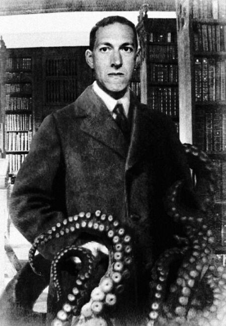 hockey-teeth:  H.P. Lovecraft