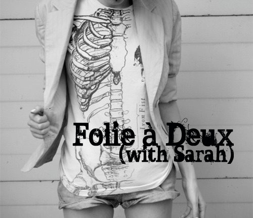 Folie à Deux *32 On today's Folie à Deux - loads of new music including tracks from Irish acts Forrests, Steve McEvoy, Princess and Young Wonder, as well as a new one from Purity Ring. I went on a bit of a Kronos Quartet rampage and we have three from them off the Requiem for a Dream Soundtrack ( WHAT a movie ).  Also, Desaparecidos get a look in seeing as how they are apparently reforming (after 10 years) and doing a tour (PLEASE!!), as well as Broken Social Scene, Gardens and Villa and a cover of Childish Gambinos' Heatr by electric violin virtuouso Jason Yang. And a bit of Last Days of 1984 and Arms that Fit Like Legs finish the show. Have a listen here or every Thursday night at 8 on www.rascalradio.net !  (click image for link to show)
