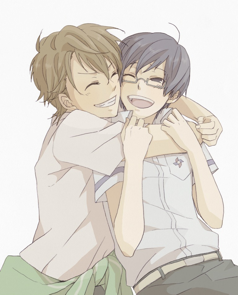 mysnowmanshootslightening:  Hugs! And Kazami is enjoying it! :D