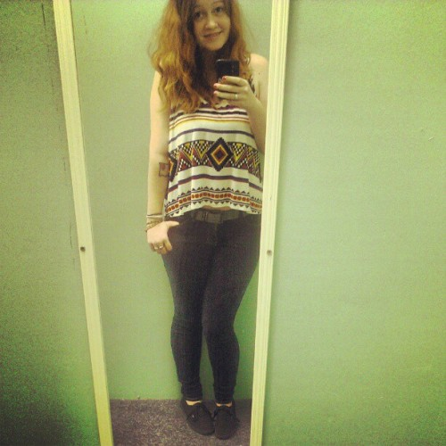 Derpin at work. #outfitoftheday  (Taken with instagram)