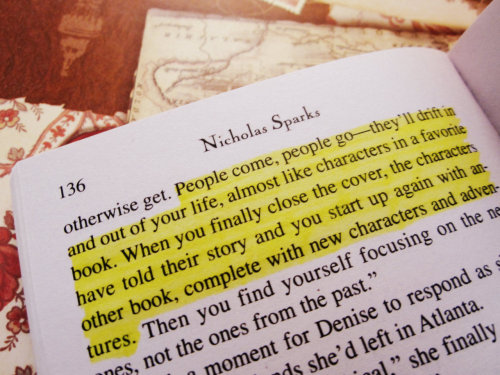 watchedallofitfade:  - Nicholas Sparks (The Rescue)