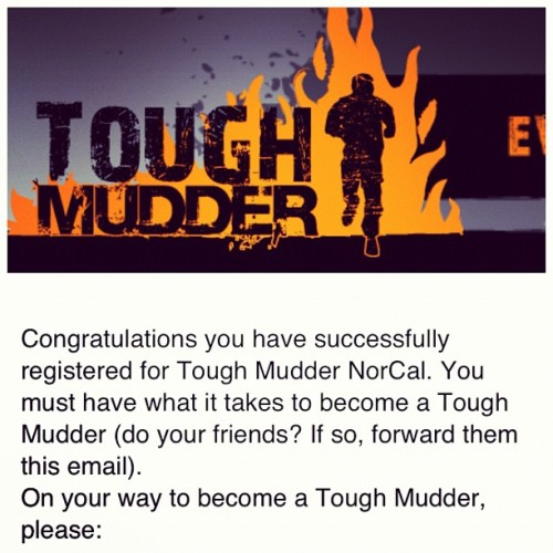 #toughmudder ready with @cipjr! #goham #imdoingme (Taken with instagram)