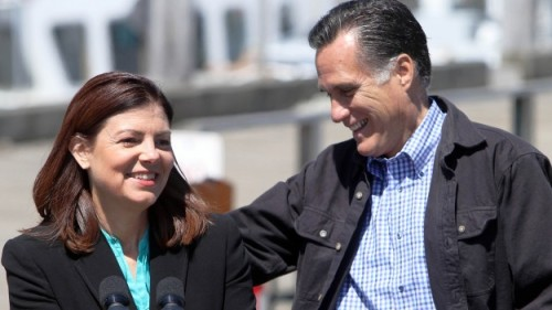New Hampshire Senator Kelly Ayotte is latest VP possibility to appear with Romney on campaign trail. More here.