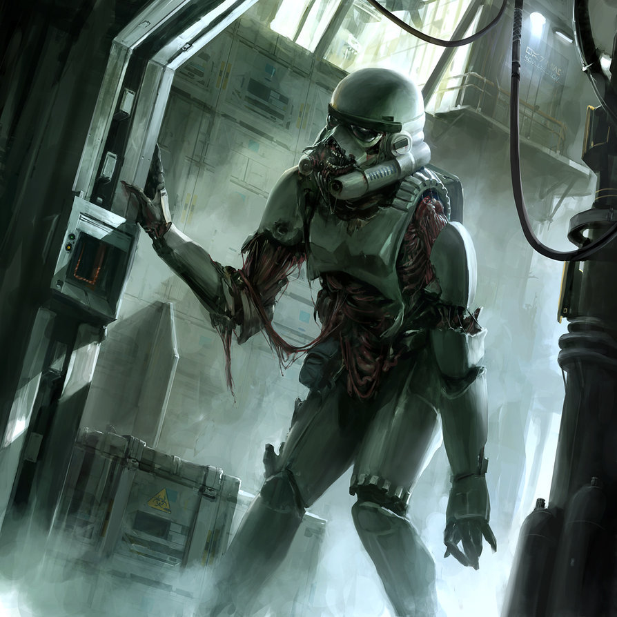 SWGTCG: Re-animated Stormtrooper - Kai Lim