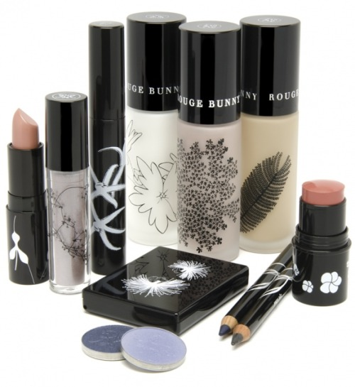 (via lovelyritablog.com) Rouge Bunny Rouge Nest Of Plenty Makeup Look and New Eye Shadow Refills for Spring 2012