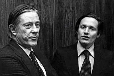 (via Searching the Personal Archives of Washington 'Post' Editor Ben Bradlee for More Evidence — New York Magazine) A must read.