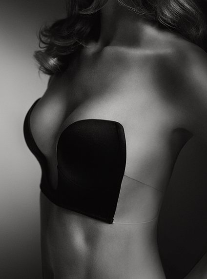 U-plunge Backless Push-up Bra on @LoLoBu - http://lolobu.com/o/1940/
