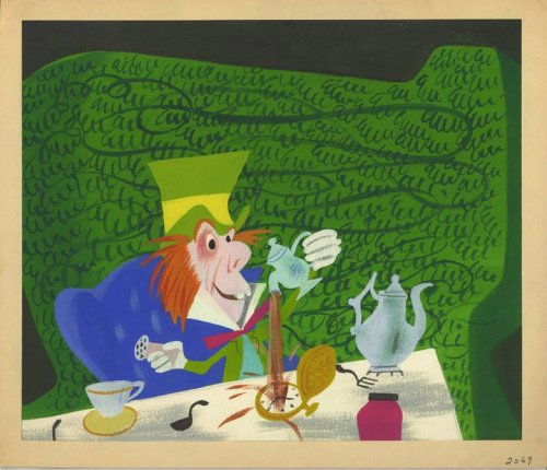 lewis-carroll:  By Mary Blair
