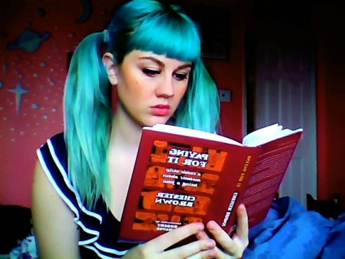ceedling  women reading good comics blog 2k12