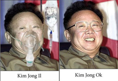 I definitely have a thing with Kim Jong-il (via Pophangover)