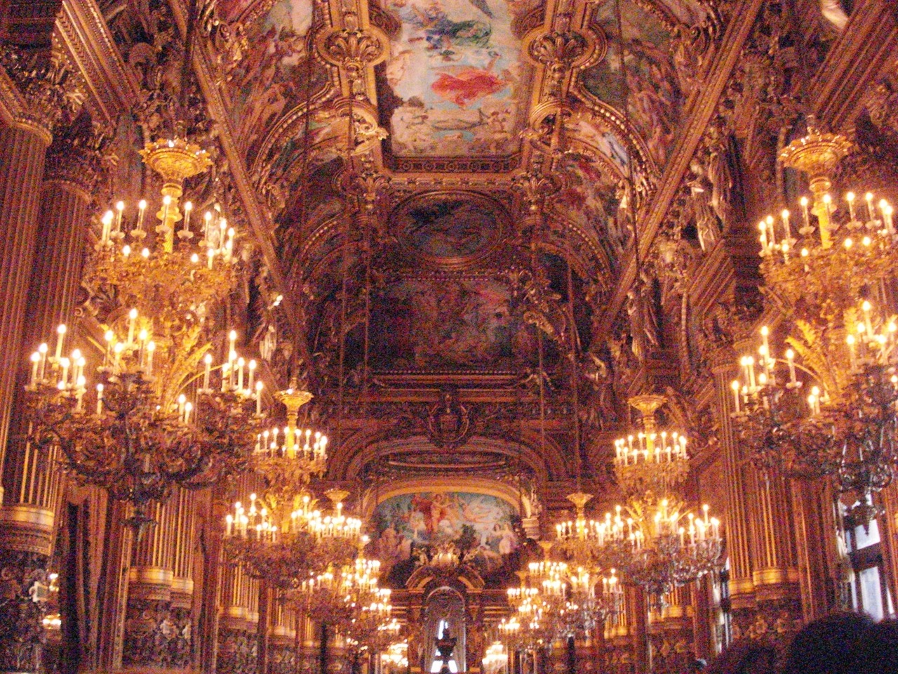 jmccloskey:  At Opéra Garnier, Paris.