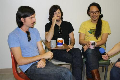 rushhofwind:  Click here to listen to my personal interview with The Avett Brothers that happened on 04/20/2012.  This is awesome listen to it.
