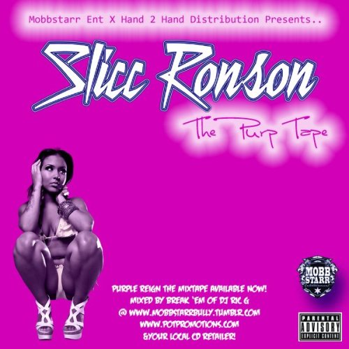 "BE LOOKING FOR SLICC RONSON'S ""THE PURP TAPE"" ……. 6 SONG EP FEAT.THE NEW SINGLE ""GONE"" FOR FREE DOWNLOAD & HARD COPIES!!!!"