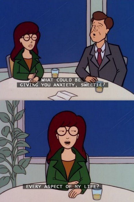 Daria is my bitch.