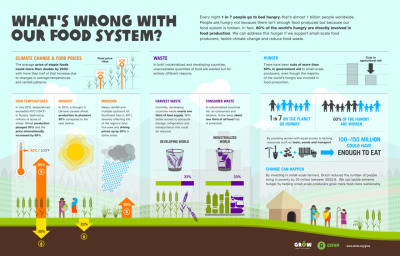 What is wrong with our food systems?
