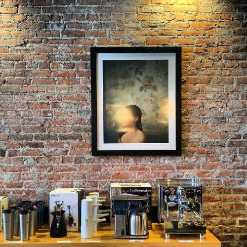 Pilgrimage (Taken with Instagram at Intelligentsia Coffee & Tea)